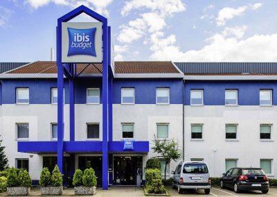 Ibis Budget Hotel Dresden Kesselsdorf Außenansicht